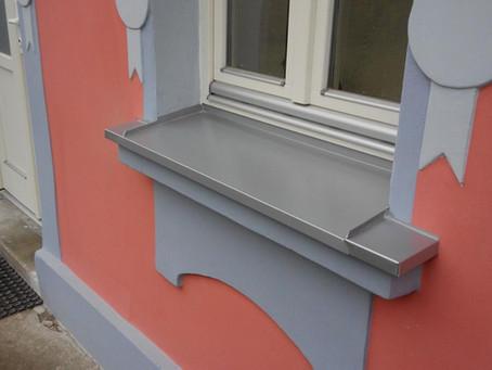 Краска для отливов. Какой краской покрасить отливы крыш, окон и цоколя и т.д.?