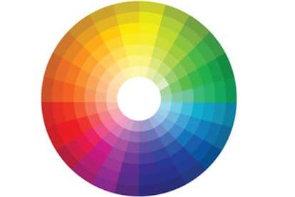 фото цветовая паллитра