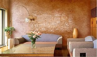 Фактурная краска красим стены