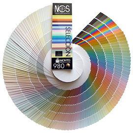 Резиновая краска колеровка по Ncs