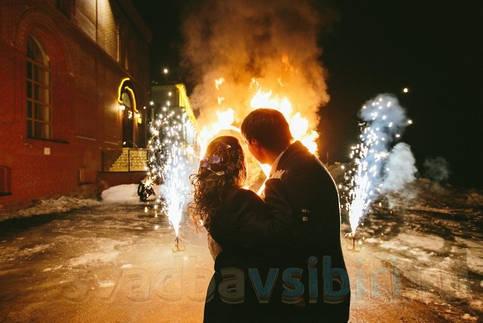 Эталонная свадьба в Томске. Отличные ребята. Ведущая Арина Иванова.