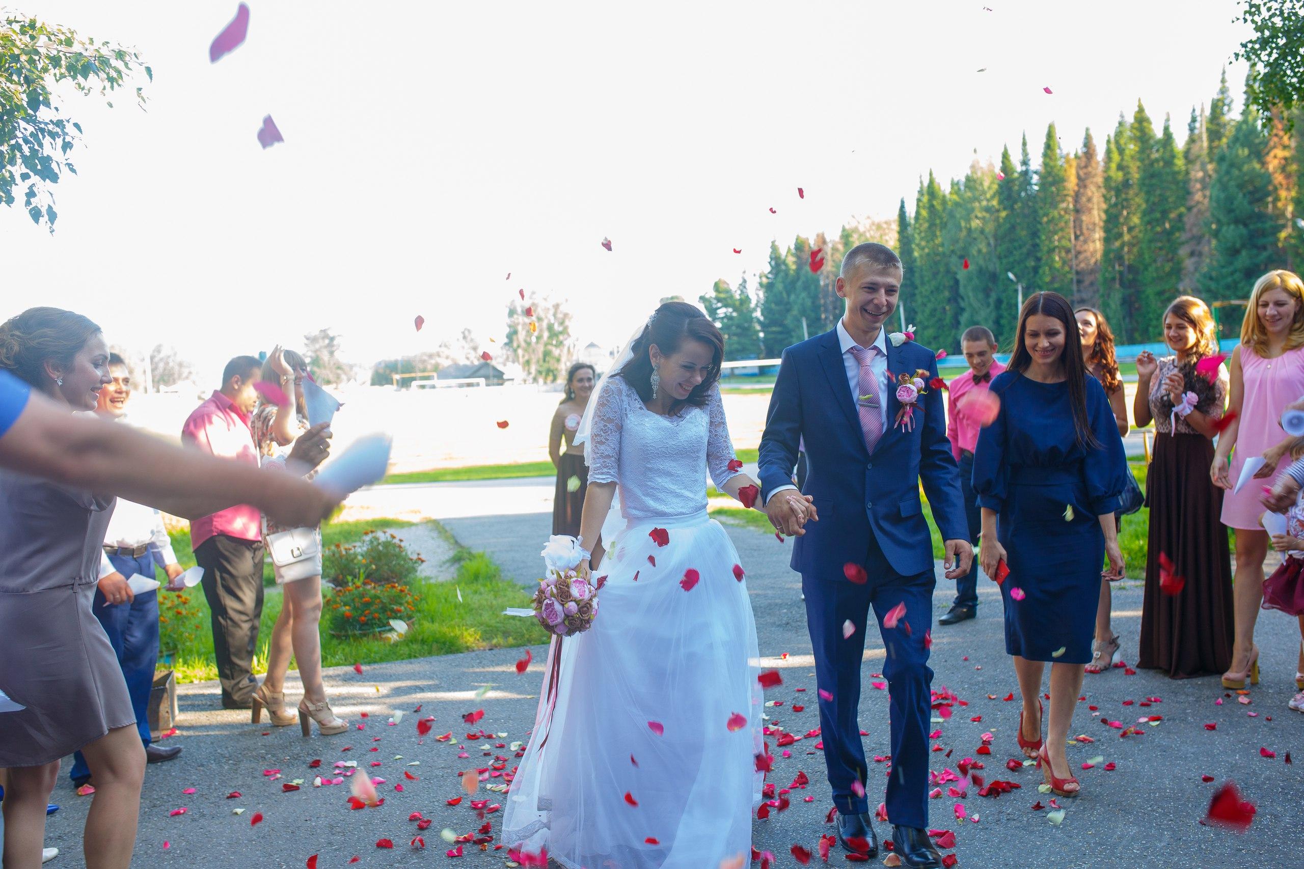 Свадьба Ивана и Марины