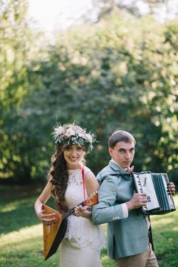 Евгений и Нина
