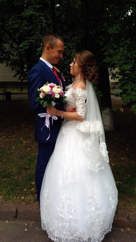 Виктор и Анастасия 07.2018