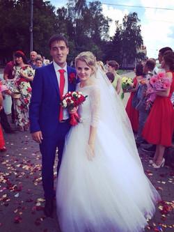 Свадьба Алексея и Ирины