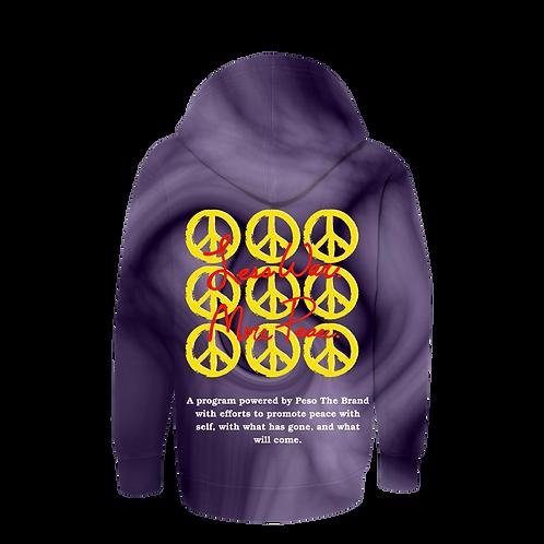 """Less War. More Peace."" Sweatshirt"