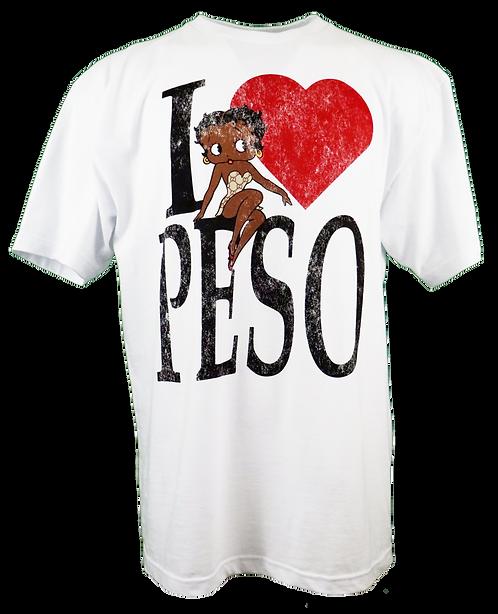 I Love Peso x Betty Boowop Tee