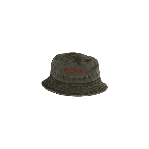 Peso Signature Logo Bucket Hat
