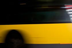 Passing bus