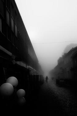 Kingstreet fogwalk