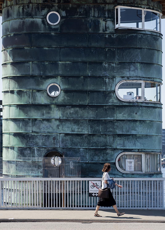Danish watchtower