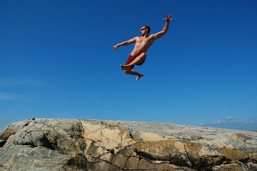 Cliffjump 2