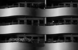 Balcony moment