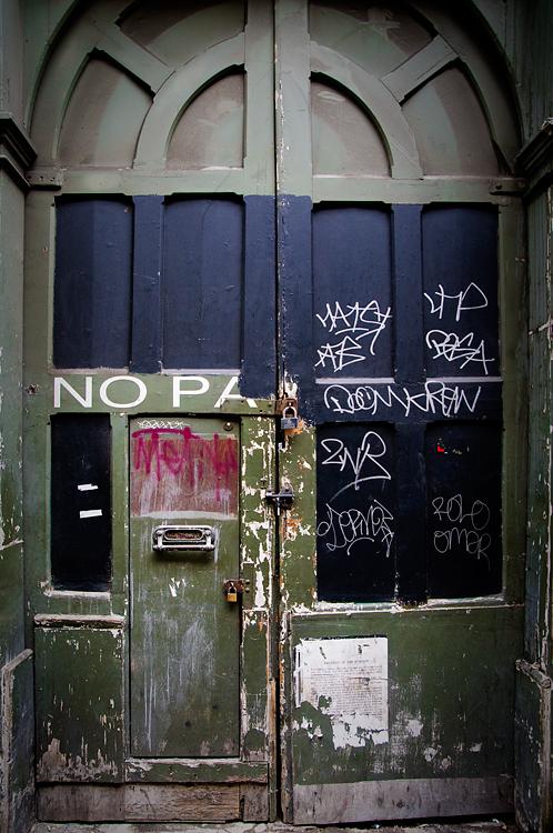 NOPA Gate