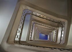 Cold top staircase