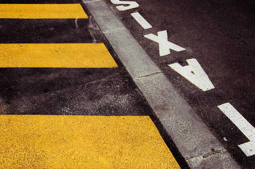 #1 Taxi stripes