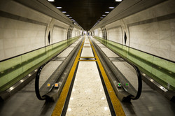 Lines in the underground