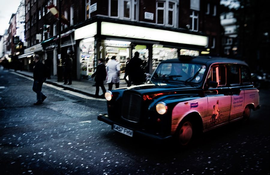 Soho cab