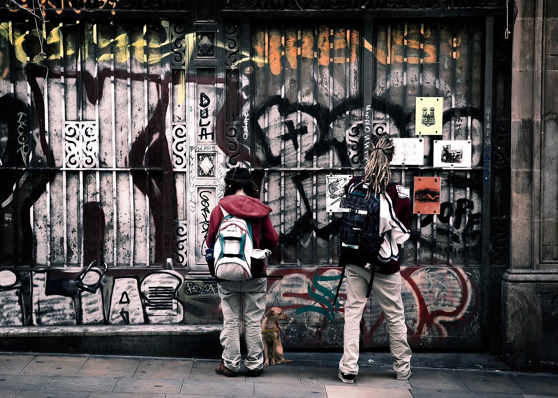 Dreadlock street gallery