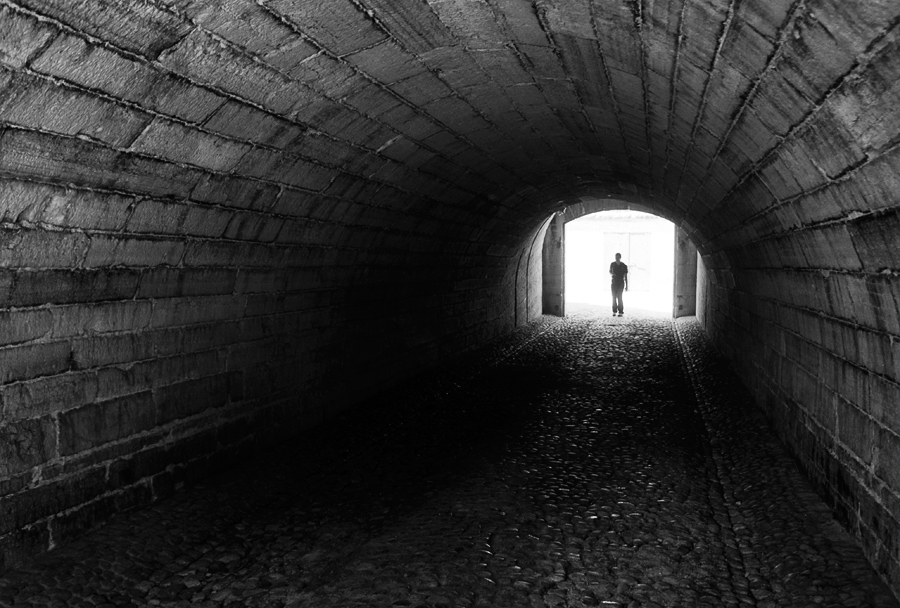 Tunnel visoin