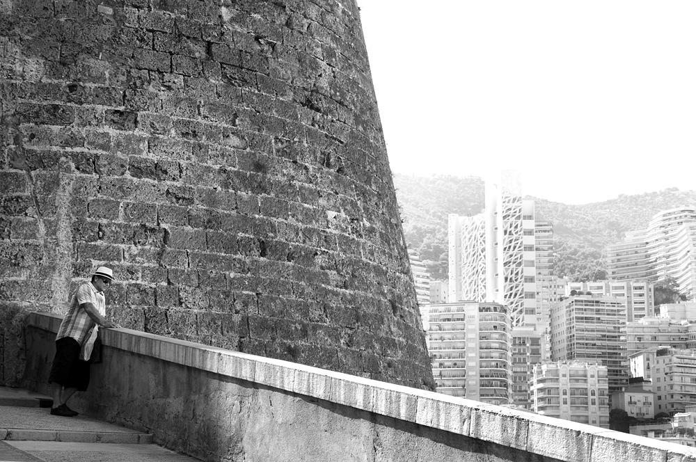 Monaco overlook