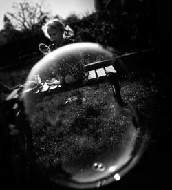 Bubble creation
