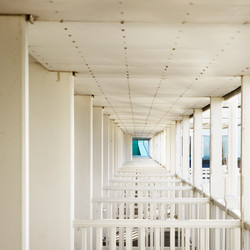Balcony abstract