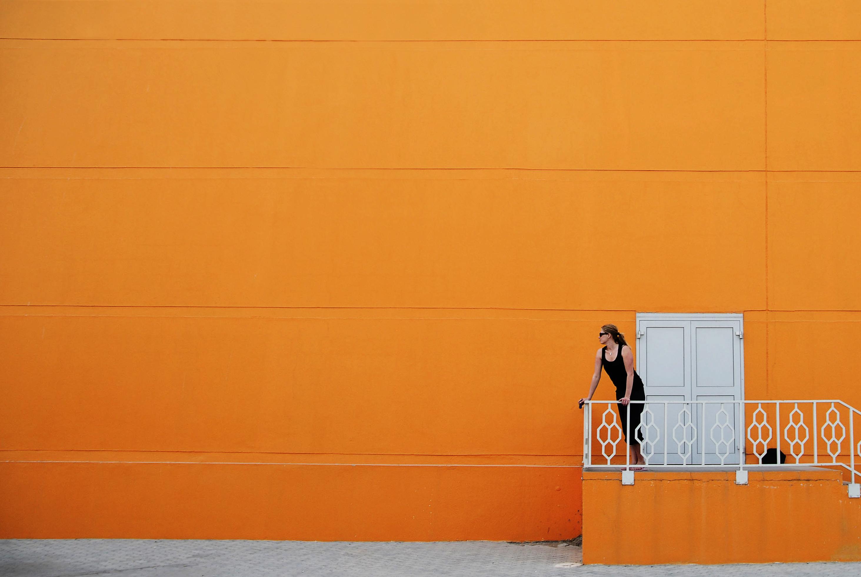 Orange view HD