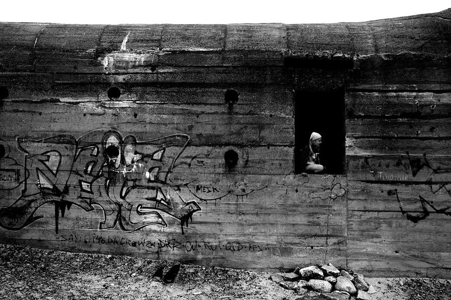 Bunker playground