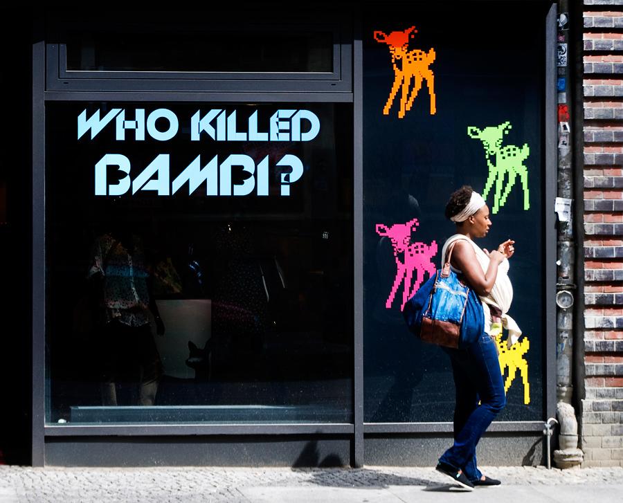 Who killed Bambi