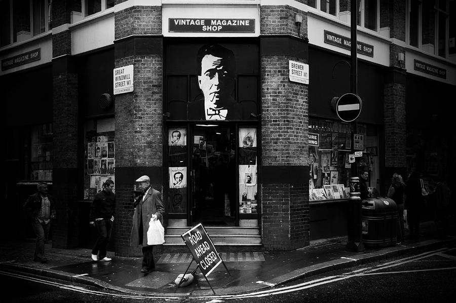 Vintage corner