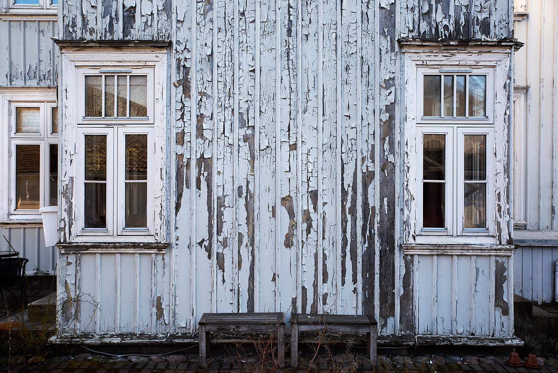 Wall wrinkles