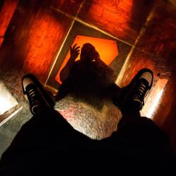 Sneaker selfie