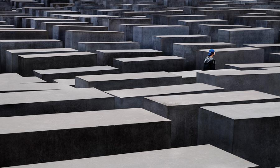 Angular maze