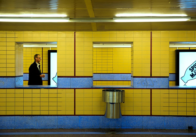 Stockholm C underground
