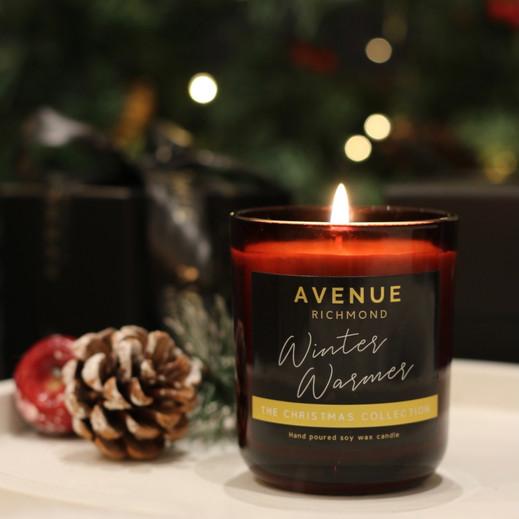 Winter Warmer - Frankincense & Myrrh