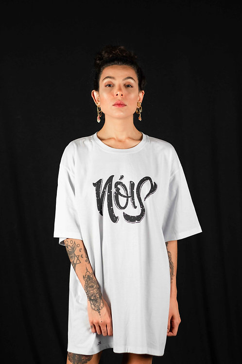 Camiseta Nóis Branca