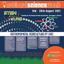 Science Week - Astronomical Agriculture