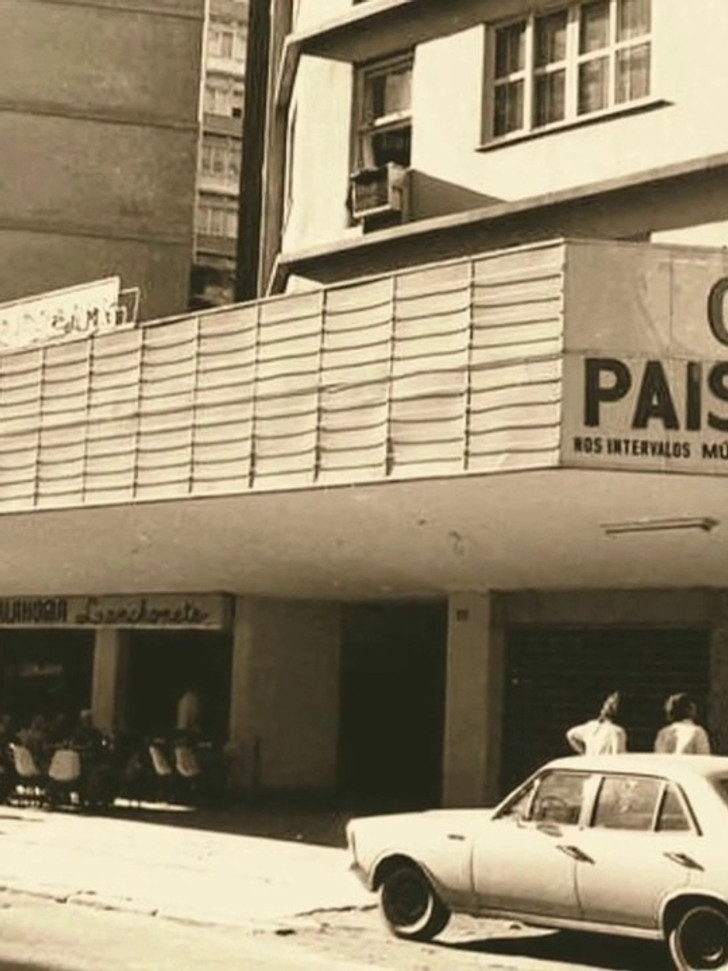 Cine Paissandu, histórias de uma geração
