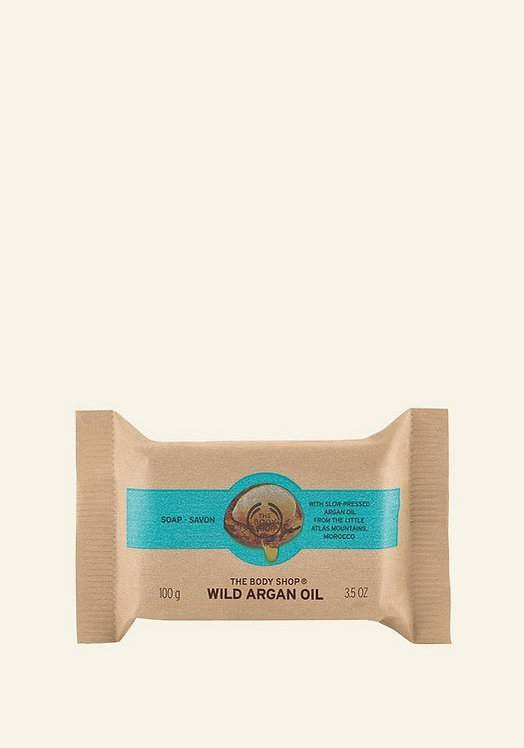 WILD ARGAN OIL SOAP 100 G - V