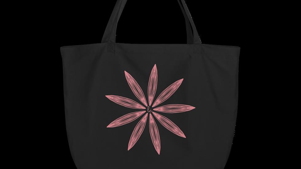 lc Large Organic Tote Bag