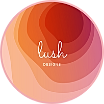 Lush Designs by Lisa Connell Logo