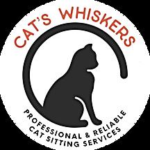 Cat's Whiskers Logo Social Media Profile