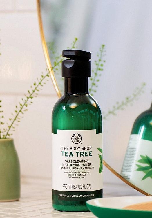 TEA TREE - SKIN CLEARING MATTIFYING FACIAL TONER 250 ML - V