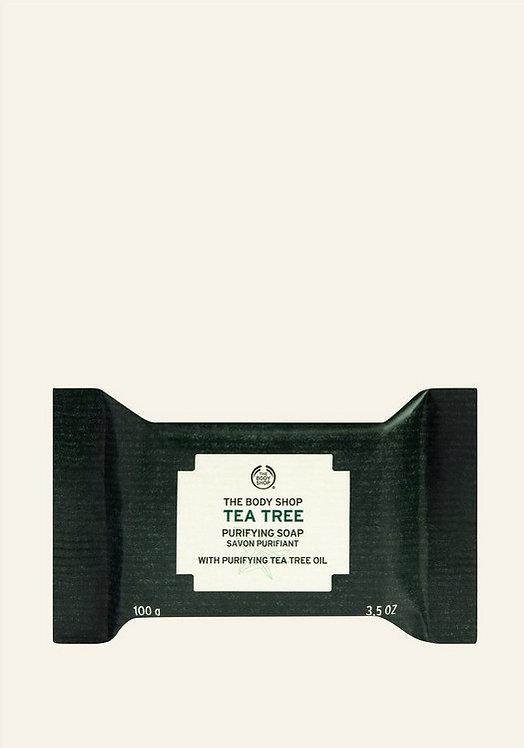 TEA TREE OIL PURIFYING SOAP 100 G - V
