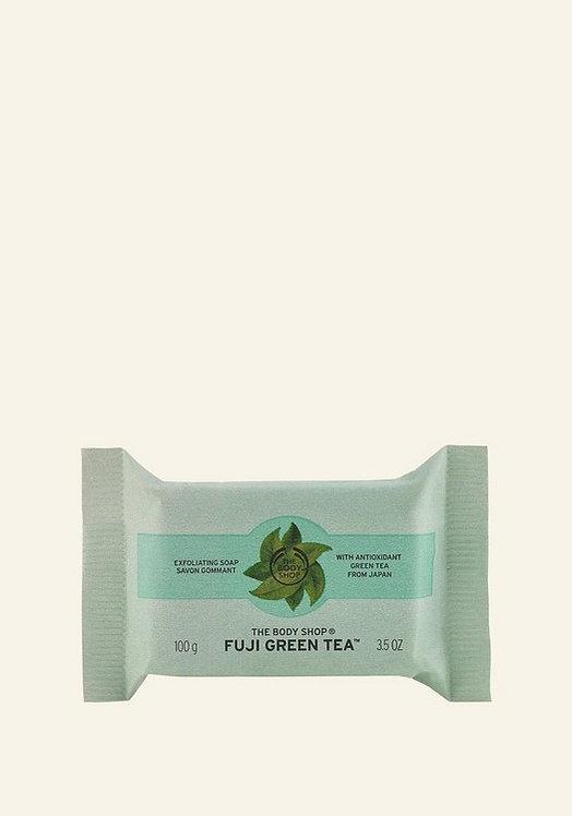 FUJI GREEN TEA™ EXFOLIATING SOAP 100 G - V