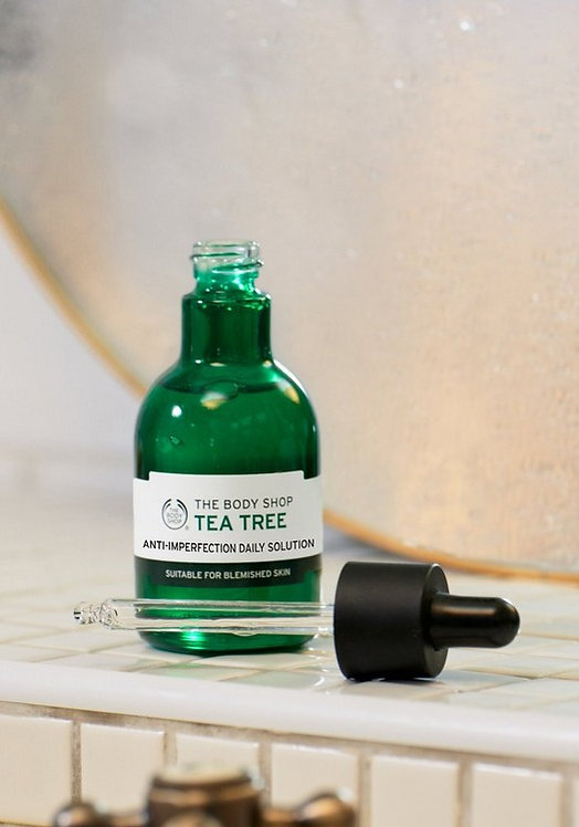 TEA TREE - ANTI-IMPERFECTION DAILY SOLUTION 50 ML - V