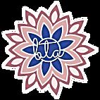 bta brain tumour awareness badge - lush designs by lisa connell