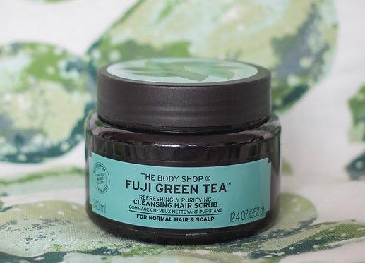 FUJI GREEN TEA™ REFRESHINGLY PURIFYING SCRUB SHAMPOO 250 ML