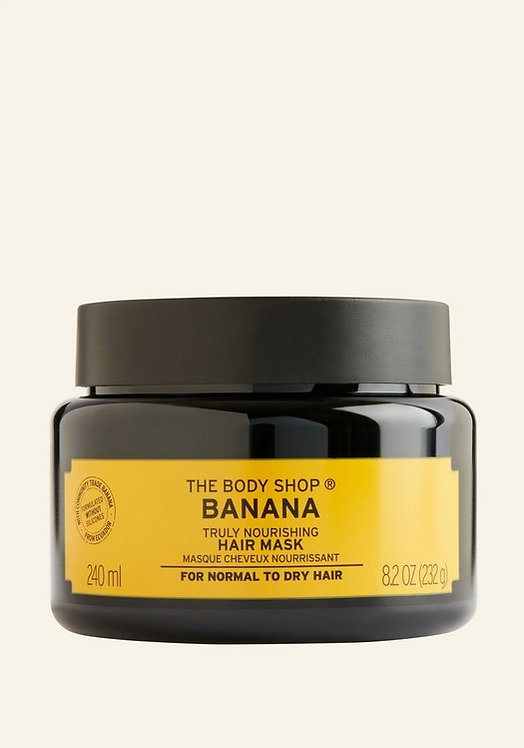 TRULY NOURISHING BANANA HAIR MASK 240 ML - V